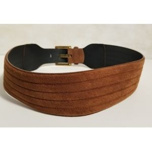 Accessories - 👉 Awesome JH Collectibles Brown Leather Belt